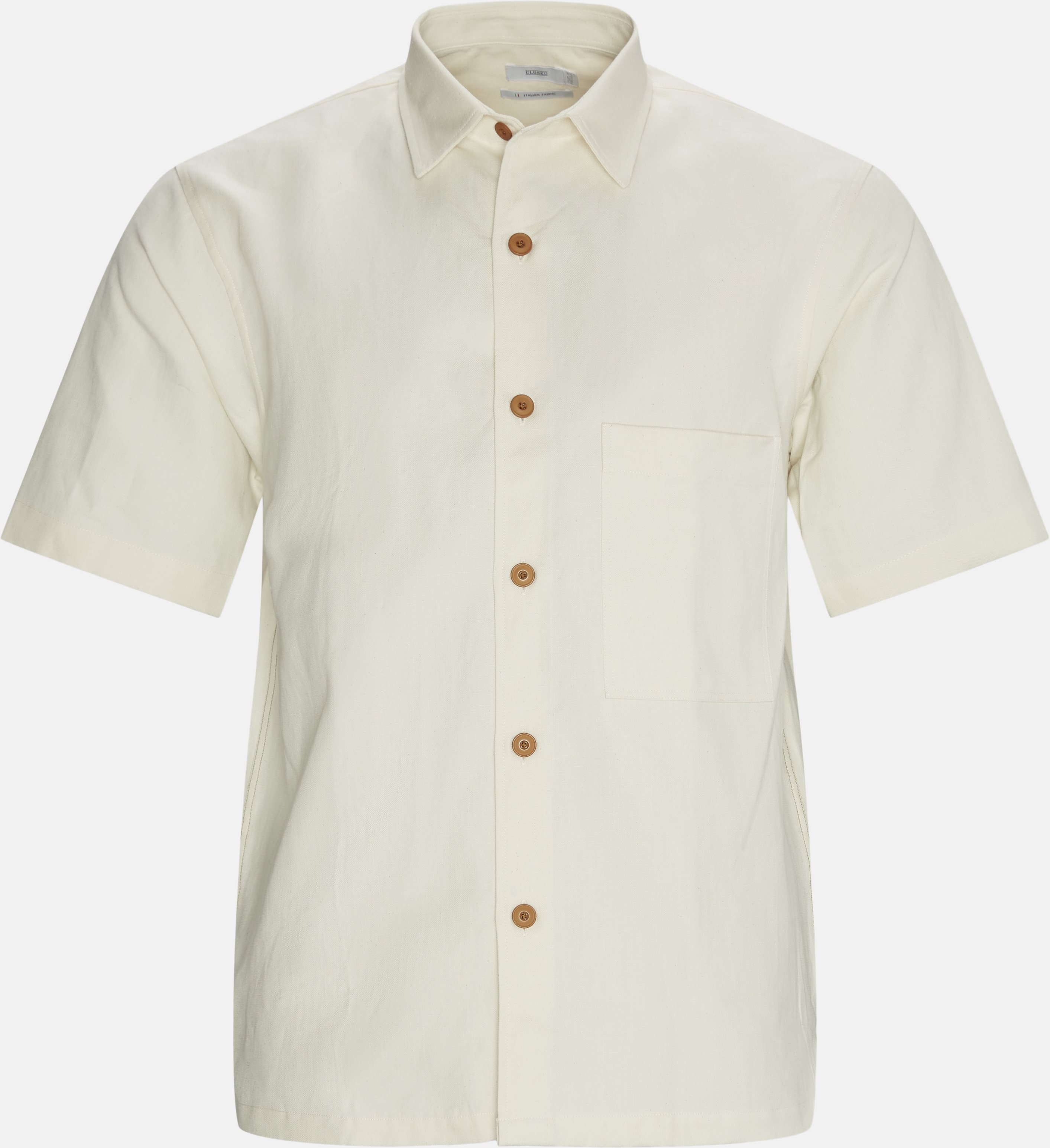 Shirts - Regular - White